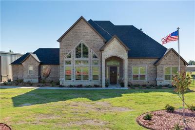 Springtown Single Family Home For Sale: 580 Lazy B Lane