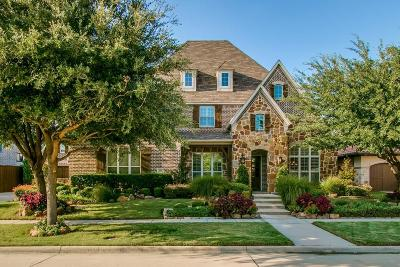 Frisco Single Family Home For Sale: 4342 Indian Creek Lane