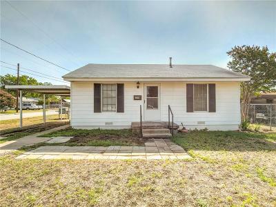 White Settlement Single Family Home For Sale: 228 Donald Street