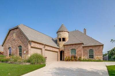 Rockwall Single Family Home Active Option Contract: 845 Ravenhurst Drive