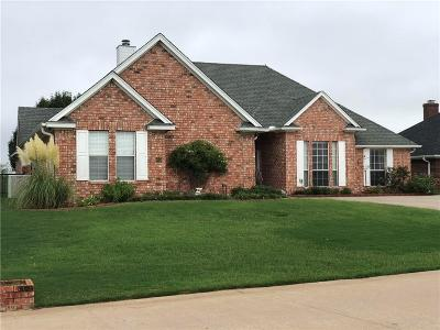 Sherman Single Family Home For Sale: 3132 Preston Club Drive