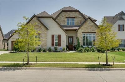 Aledo Single Family Home For Sale: 608 Rockfall Way