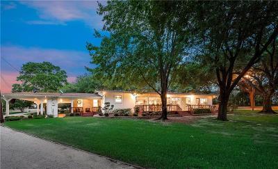 Mesquite Single Family Home For Sale: 1329 S Belt Line Road