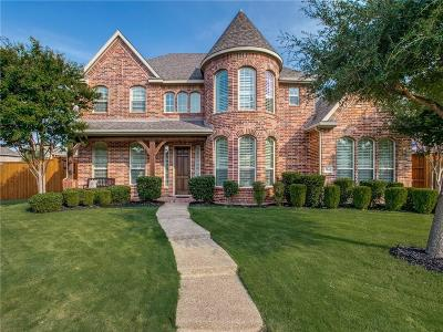 Allen Single Family Home Active Contingent: 1046 Hopewell Drive