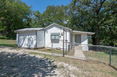 Azle Single Family Home Active Contingent: 501 Marquette Avenue