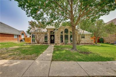 Carrollton Single Family Home For Sale: 4218 Mulberry Drive