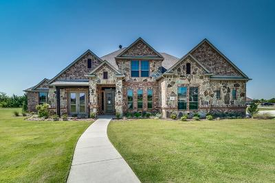 Waxahachie Single Family Home For Sale: 7810 Marks Drive