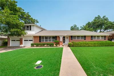 McKinney Single Family Home For Sale: 1728 Bonner Street