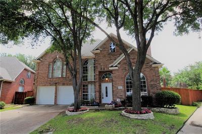 Irving Single Family Home For Sale: 9350 Riverwalk Lane