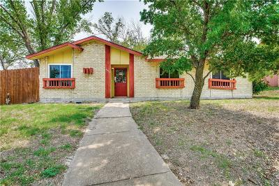 Single Family Home For Sale: 3616 Sherrye Place