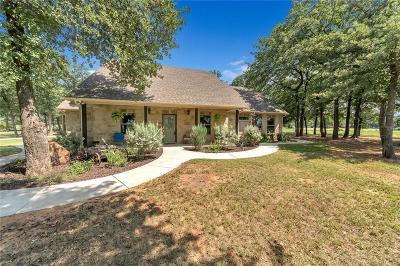 Rhome Single Family Home Active Option Contract: 854 County Road 4659