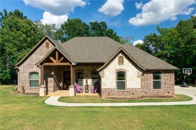 Lindale Single Family Home Active Option Contract: 15969 Shepards