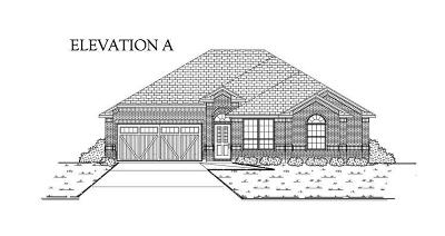 Cleburne Single Family Home For Sale: 707 Canyon Lake Court