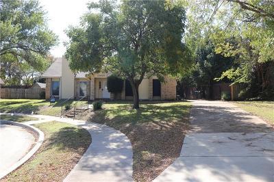 Flower Mound Single Family Home For Sale: 2809 Hamlett Lane