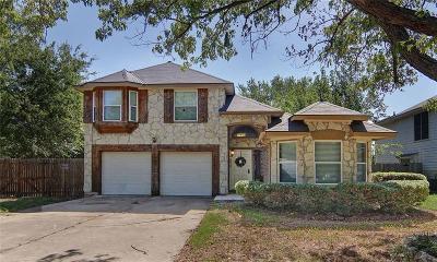 Arlington Single Family Home For Sale: 6415 Meadow Glen Drive