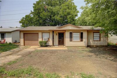Arlington Single Family Home For Sale: 1605 Trent Drive