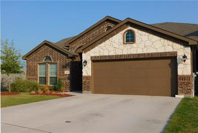 Weatherford Single Family Home For Sale: 1201 Jake Court