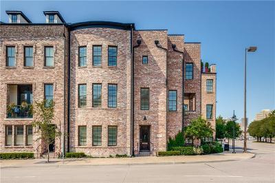 Dallas Townhouse For Sale: 511 S Cesar Chavez Boulevard
