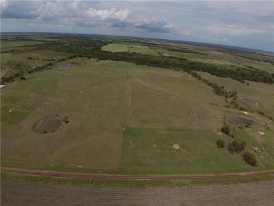Coolidge, Mexia, Mount Calm Farm & Ranch For Sale: Tbd Lcr 178