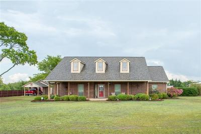 Van Alstyne Single Family Home Active Option Contract: 13790 Windham Drive