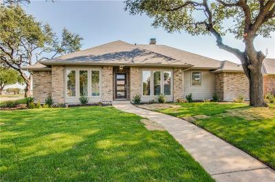 Richardson Single Family Home Active Option Contract: 1516 Stonecrest Drive
