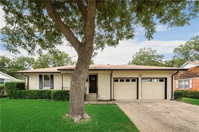 Single Family Home Active Option Contract: 3217 Ranch Drive