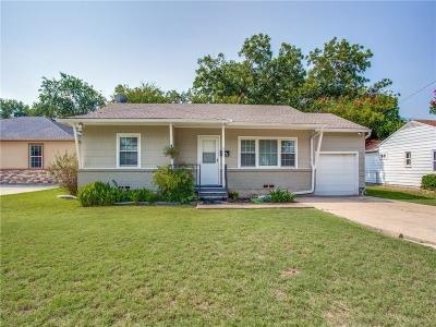 Single Family Home For Sale: 3738 Highgrove Drive