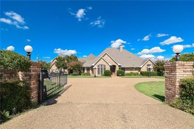 Forney Single Family Home For Sale: 11654 Fm 740