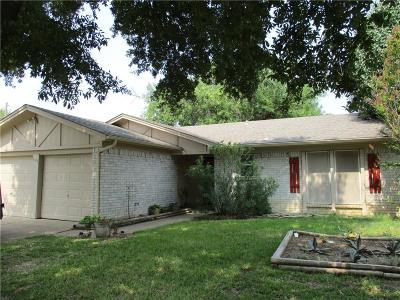 Watauga Single Family Home Active Option Contract: 6613 Richardson Drive
