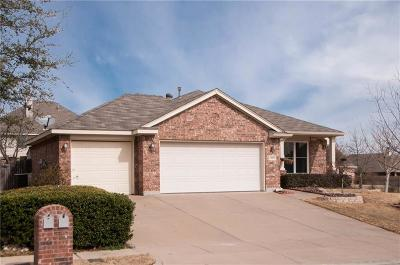 Fort Worth Single Family Home For Sale: 10600 Bluestone Road