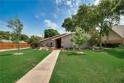 Richardson Single Family Home Active Option Contract: 434 Ridge Crest Drive