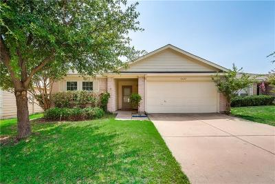 Anna Single Family Home Active Option Contract: 1625 Pin Oak Trail
