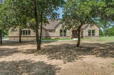 Lipan Single Family Home For Sale: 106 Treeline Court