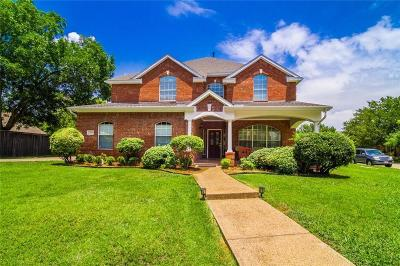 Rowlett Single Family Home For Sale: 2505 Serenity Lane