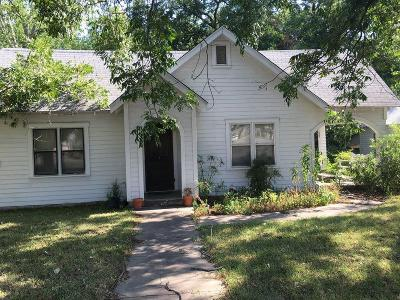 Hamilton Single Family Home For Sale: 505 W Main