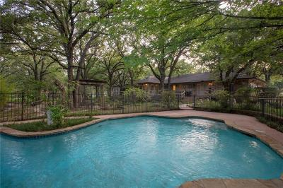 Flower Mound Single Family Home For Sale: 4000 Post Oak Road