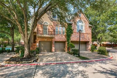 Addison Townhouse For Sale: 14876 Towne Lake Circle