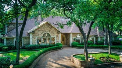 Fort Worth Single Family Home For Sale: 5008 Ranch View Road