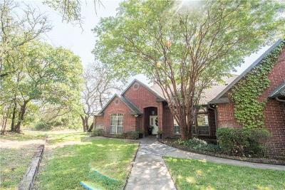 Aledo Single Family Home Active Option Contract: 133 Woodland Hills Drive