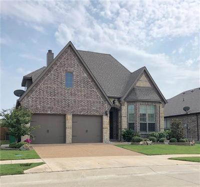 Prosper Single Family Home For Sale: 16512 Toledo Bend Court