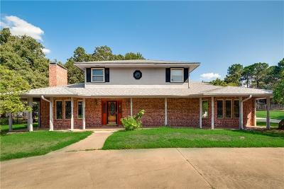 Southlake Single Family Home For Sale: 1219 Whispering Lane