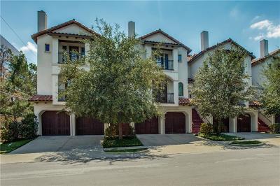 Dallas Condo For Sale: 4238 McKinney Avenue #1