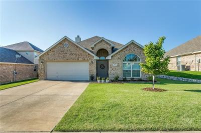 Benbrook Single Family Home Active Option Contract: 10525 N Haven Drive