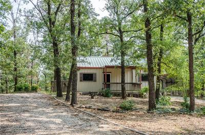 Streetman Single Family Home Active Option Contract: 121 Kingsview Drive
