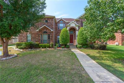 Corinth Single Family Home For Sale: 3019 Pottery Trail