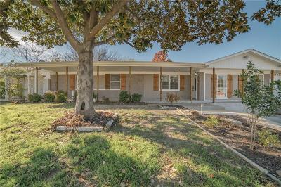 North Richland Hills Single Family Home For Sale: 3417 Tourist Drive