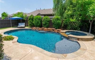 Keller Single Family Home Active Option Contract: 1924 Lewis Crossing Drive