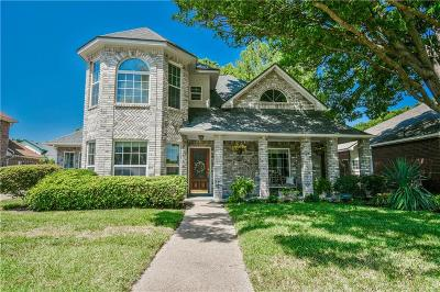 Grapevine Single Family Home For Sale: 3426 Knob Oak Drive