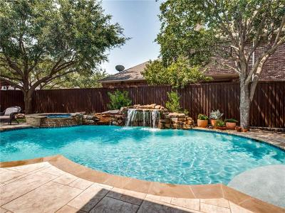 Frisco Single Family Home For Sale: 4664 Driftwood Drive