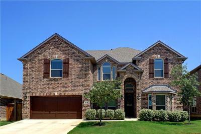 Fort Worth Single Family Home For Sale: 12716 Forest Glen Lane